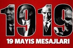 19 MAYIS TATİL GÜNÜ DEĞİL BİR ULUSUN KURTULUŞ GÜNÜDÜR