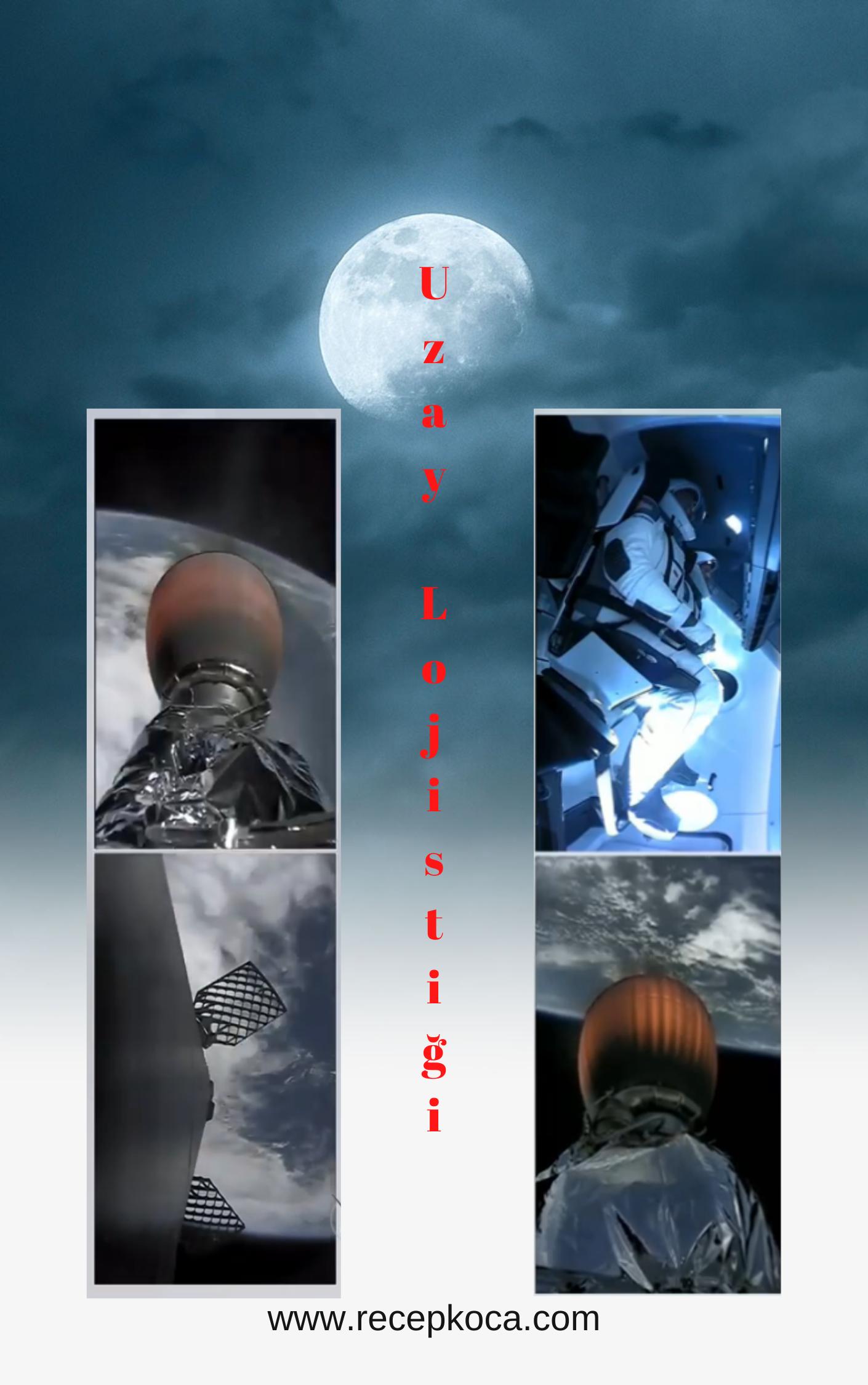 Uzay Lojistiğine Ramak Kala